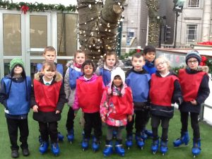 Look at the fun we had at the Aberdeen Winter Festival Village